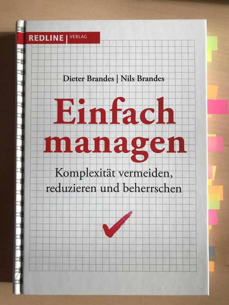 Einfach managen von Dieter und Nils Brandes